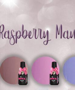Diva Raspberry Mauve Sorbet Collection