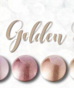 Diva Golden Diva Pigmenten