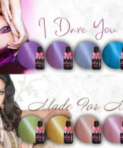 Diva Gellak Cat Eye Made For Me & I Dare you To Collection + gratis Cat Eye Magneet